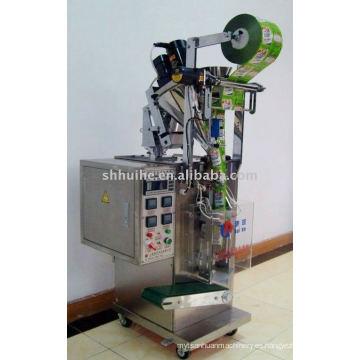Máquina de embalaje de polvo de leche con sellado de tres lados