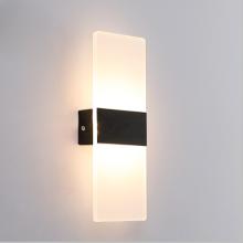 Appliques murales intérieures à LED à intensité variable 6W / 12W / 20W