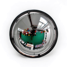 360 view degree indoor acrylic full dome mirror for indoor, Popular  Roadway Safety  Full Dome Convex Mirror