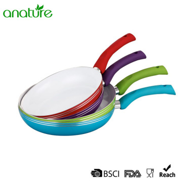 Food Grade Ceramic Nonstick Kitchen Frying Pan