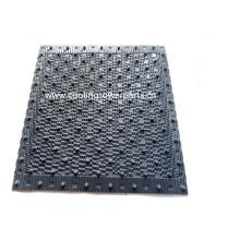 Schwarzes 750mm PVC-Blatt oder Block-Kühlturm-Füllung