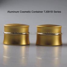 50ml Gold Aluminum Cream Container