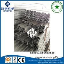 Fabricação de perfis de aço e aço SIGMA