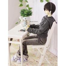 Cadeiras e mesas dobráveis BJD para boneca SD / 70cm