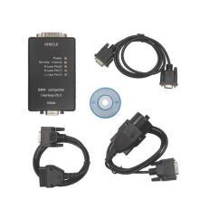 Carsoft 6.5 Scanner pour BMW MCU--E30 / E31/E32/E34/E36/E38/E39/E60/E65/E46/E53/Z3