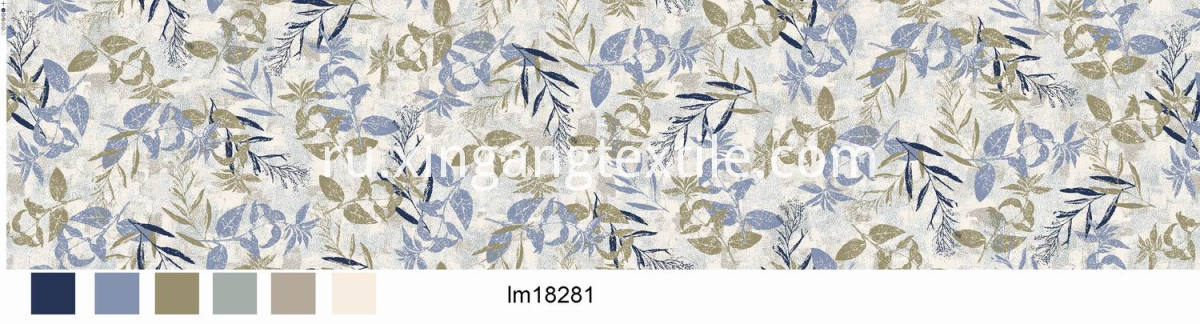 XINGANG BEDDING FABRIC (206)