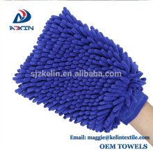 Premium Microfiber Chenille Super Absorbent Car Wash and Wax Glove