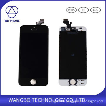 Mobile Phone LCD Screen for iPhone5 Touch Screen Display Assembly