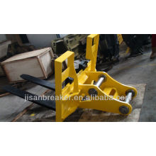 SUNWARD fork lift parts, hydraulic lifting fork, used forklift forks