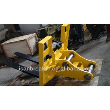 SUNWARD fork lift parts, hydraulic lifting fork, used forklift forks