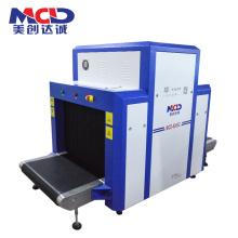Máquina de escáner de rayos X para equipaje de hotel de aeropuerto