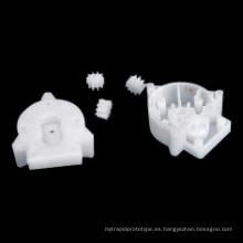 Servicio de Prototipos de Impresoras SLA 3D