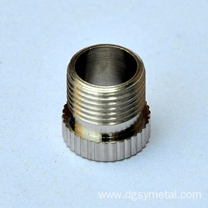 Nickel alloy screw Zinc alloy screw custom