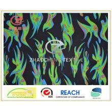 Plain Micro Fiber Desert Camouflage Printing Fabric (ZCBP124)