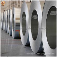 Laminação núcleo de ferro de silício usado laminado a frio não-orientado aço elétrico em bobinas