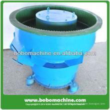 Vibrating polisher for metal flatware