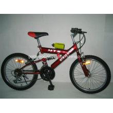 """Bicicleta de montaña con estructura de acero de 20 """"(2008)"""