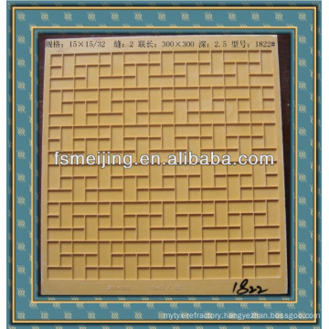 Foshan Meijing glass mosaic mould for manufacture
