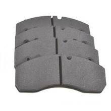 D1203 204552 81508206030 0024204920 A0064201020 A0044206020 car brake pads for mercedes-benz actros antos arocs
