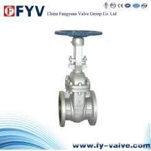 Cast Steel Gate Valve Rising Stem
