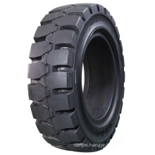 Heavy Duty Solid Tire 1100-20 for Port Use Forklift