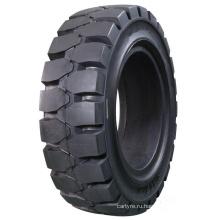 Sh238 Pattern Твердые шины резиновые шины Industrialtyre (7.00-12)