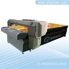Riem met digitale Inkjet Printer