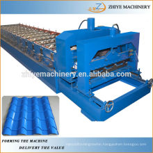 Roofing Used Glazed Tile Forming Machine Manufacturer