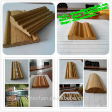 good quality decorative baseboard wood molding