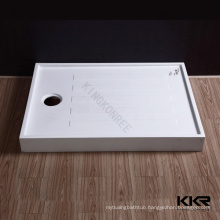 large gel coated shower base usa shower tray 120*60