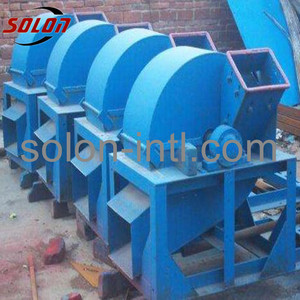 Asia well-known waste wood crusher/timber breaking machine
