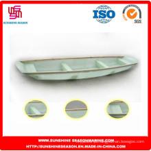 Barco durável de FRP com design pop e barco de fibra de vidro para pesca (SFG-17)