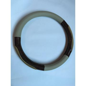 Oem Design Leather Car Steering Wheel Cover