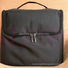 Black Own Brand Lash Extension Kits Bag Private Label Makeup Kits Bag