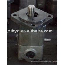 Motor de la órbita con la válvula de disco (tipo de Charlynn)