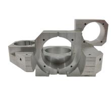 CNC metal aluminum block parts micro machining