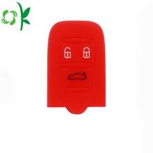 Llave del coche de silicona personalizada cubierta clave adecuada