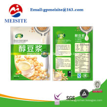 Soya Bean, Milk Powder Packaging Bag Side Gusset Powder Bag