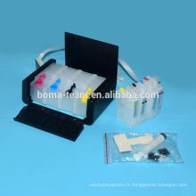 PGI 2400 ciss kit de recharge d'encre pour canon pgi2400 mb5040 mb5340 ib4040 imprimante ciss réservoir d'encre