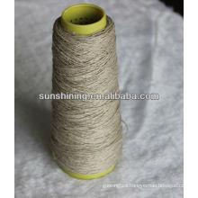 100% natural linen yarn