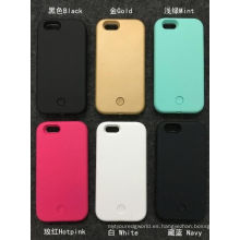 China LED Selfie caja del teléfono para el iPhone 6