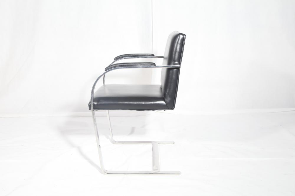 Brno Chair Replica With Arm Pads