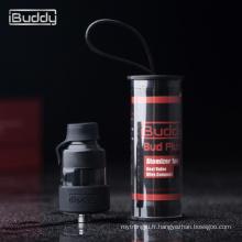 Ibuddy marque cigarette électronique prix de gros Chine énorme boîte à vapeur mod standard atomiseur