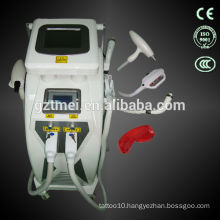 Professional laser hair removal elight ipl rf machine