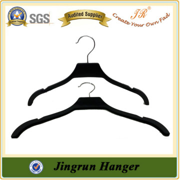 New Product Black Plastic Shirt Hanger Drying Hanger for Clothes