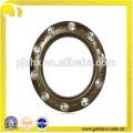 Proveedor de China de ojetes de cortina de plástico de alta calidad