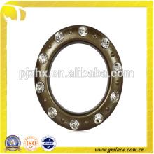China Factory Direct Verkauf Vorhang Dekoration Metall Ösen