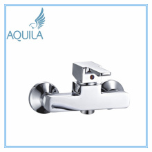 Brass Square Shower Mixer with 35mm Cartridge (40004)