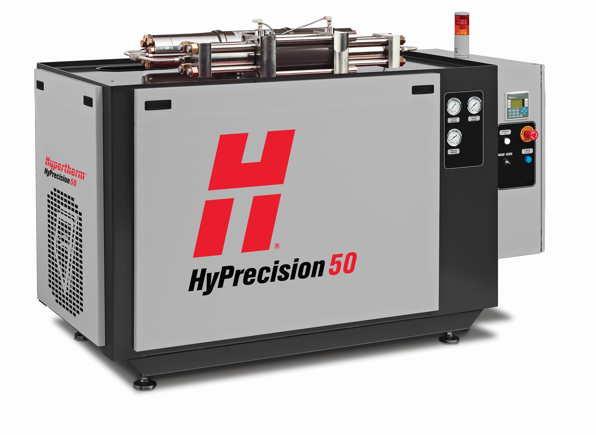 Hypertherm high pressure pump