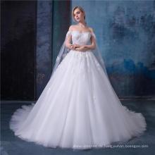 Brautkleid 2018 Zhongshan Hochzeitskleid der hohen Qualität Hochzeitskleid